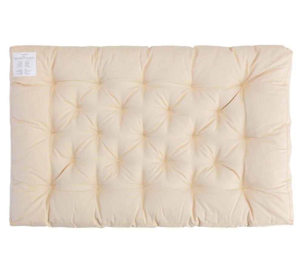 materasso organico, materasso naturale per lettino