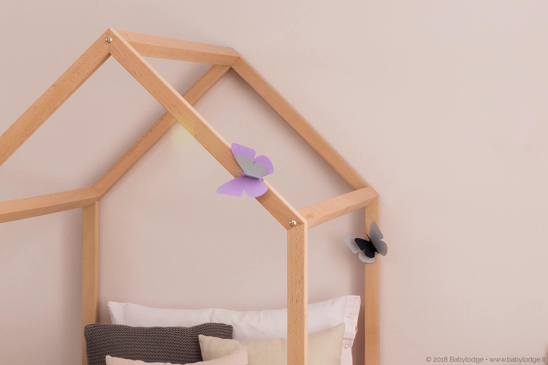 lettino montessori design Babylodge